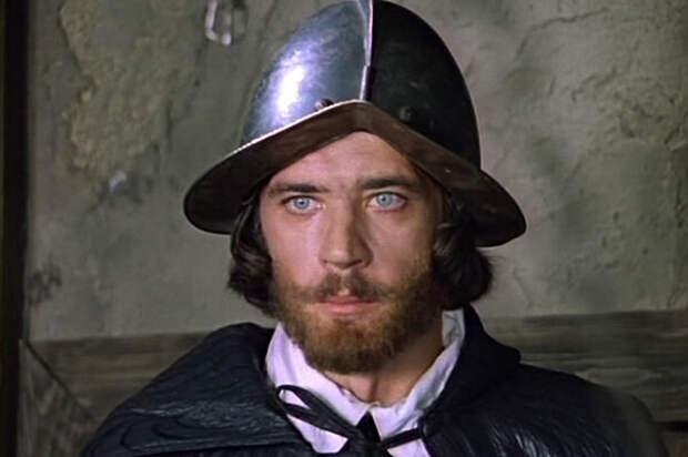 кадр из фильма «Д'Артаньян и три мушкетера», 1979 год