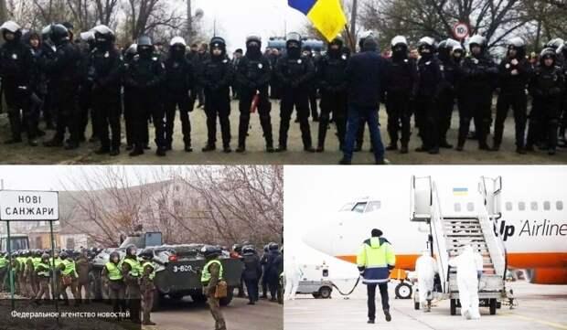 «Умерший труп Украины начал разлагаться»: украинцы показали свой звериный оскал в Санжарах