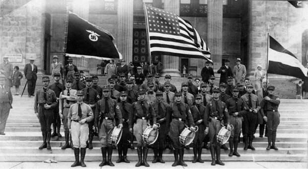 Американские истоки национал-социализма