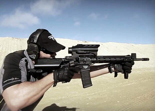 """""""Сверхумную"""" винтовку каждому американскому бойцу"""