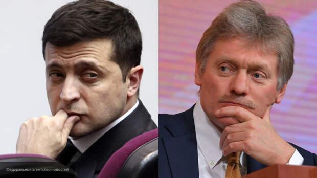 Песков объяснил, почему Зеленскому не отправили приглашение в Москву на 9 мая
