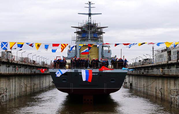 Проект 20385 – новейшие корветы российского флота
