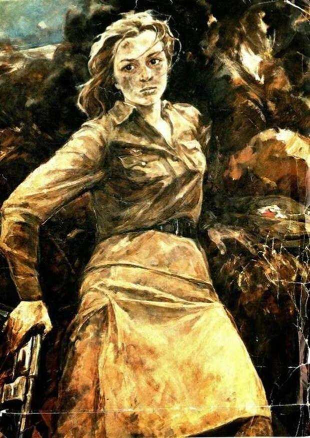 Бессмертный подвиг Натальи Качуевской