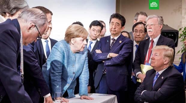 Немецкие СМИ «лишили» США статуса мирового лидера