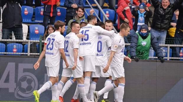 Денис Паслер поздравил ФК «Оренбург» с победой над «Нижним Новгородом»