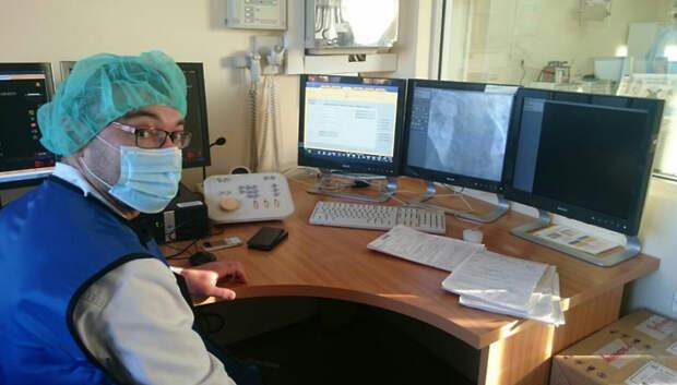 Электронные медкарты появятся во взрослых поликлиниках Подмосковья до конца года
