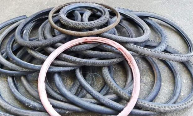Куем дамасскую сталь из велосипедных колес
