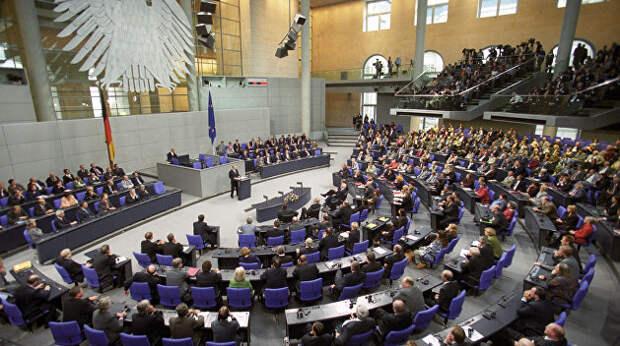 Как фашистская Германия: Бундестаг изменил своё мнение об Украине