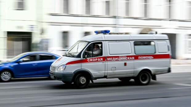 Ребенок пострадал в ДТП с пьяным водителем в Тюменской области