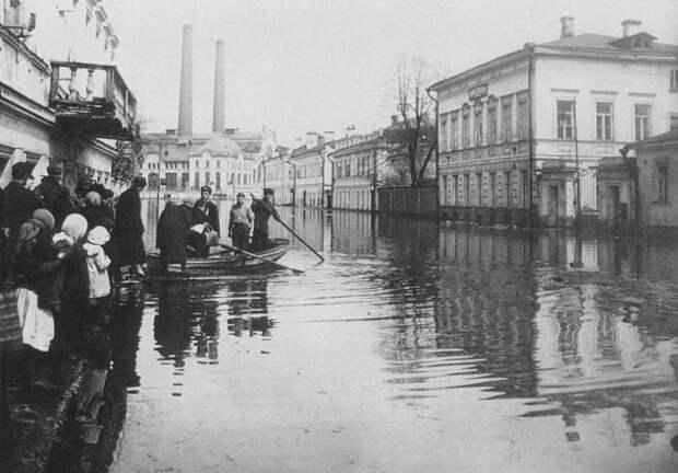 Какой части России глобальное потепление грозит катастрофой