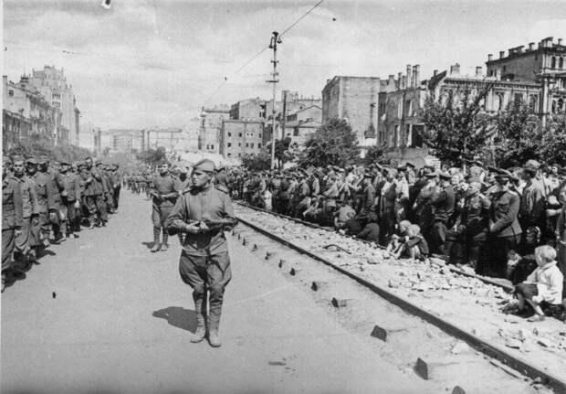Немецкие военнопленные в СССР