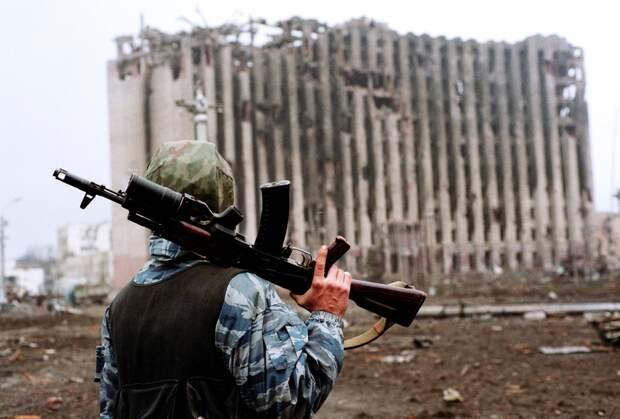 Первая чеченская: хроника событий