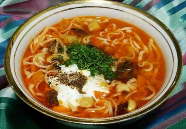 Угра: делаем ленивый наваристый суп на замену борщу