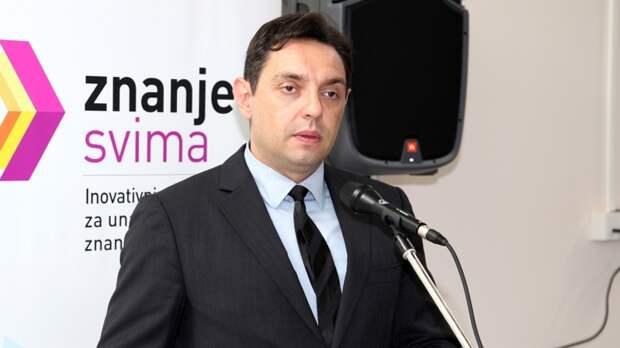 Глава МВД Сербии: мы не присоединимся к антироссийской истерии