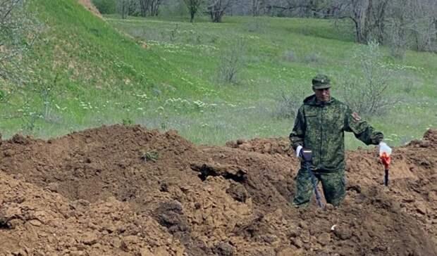 Останки пятилетней девочки нашли вСальске вкарьере кирпичного завода