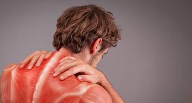Частые причины боли в шее