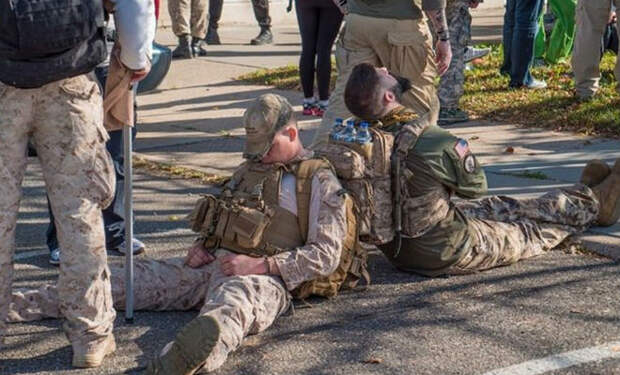 Армейская хитрость: как заснуть где угодно за 120 секунд