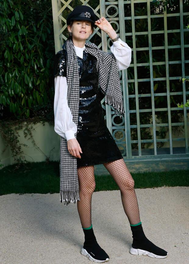 Умерла топ-модель Стелла Теннант: реакция Кейт Мосс, Наоми Кэмпбелл и других звезд