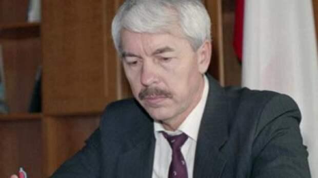 Умер первый президент Крыма Юрий Мешков