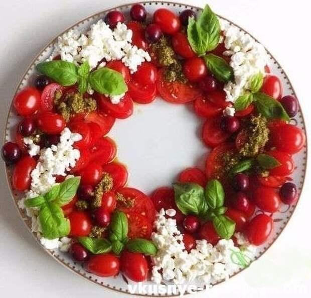 Рождественские салаты