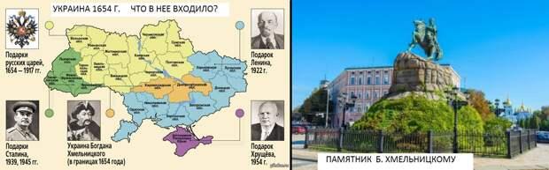 Размышления. Кто должен больше- Украина или Россия