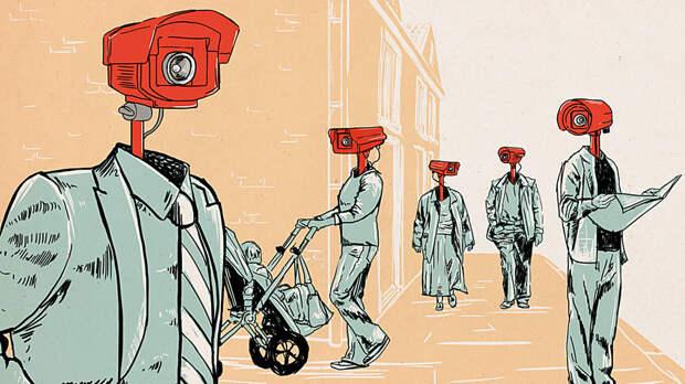 Как в Москве следят за людьми