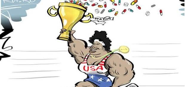 Олимпиада без допинга