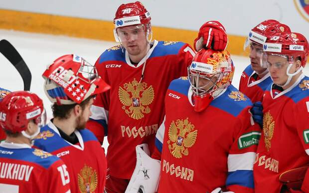 Объявлен предварительный состав сборной России на чемпионат мира по хоккею