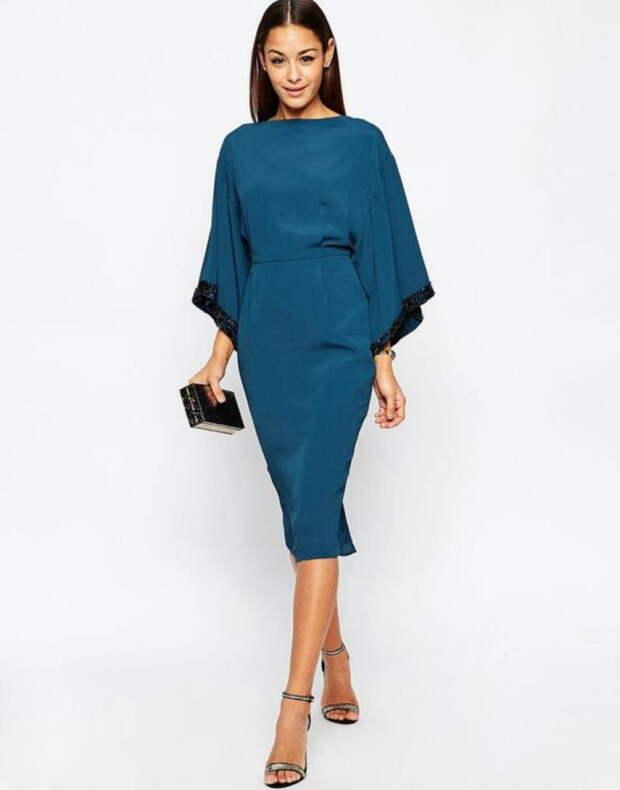 Такое разное платье-футляр - 15+ идей для лета 2019