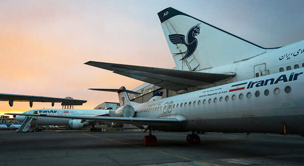«Мировое господство»: США разрешили Boeing и Airbus продавать самолеты в Иран