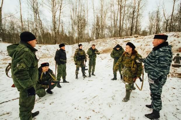 Житель Бутырского стал атаманом казачьего общества