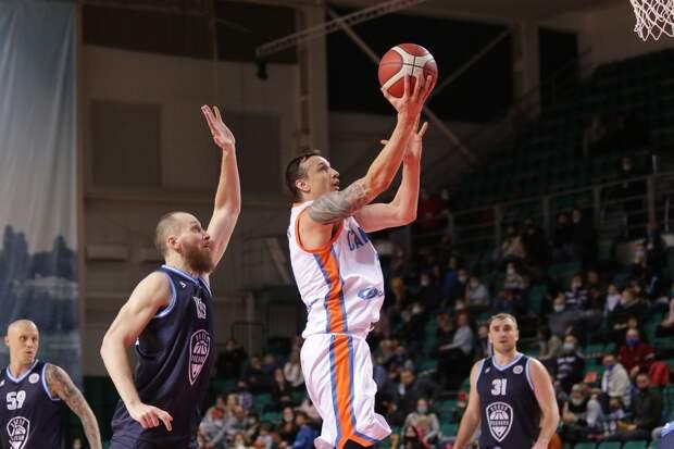 Ижевские баскетболисты «Купола-Родников» проиграли в матче за бронзу Кубка России