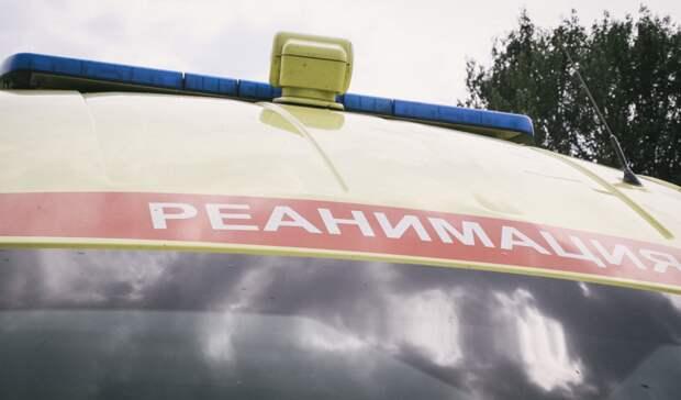 Реаниматологи в Бугуруслане спасают трехлетнюю девочку с ожогами