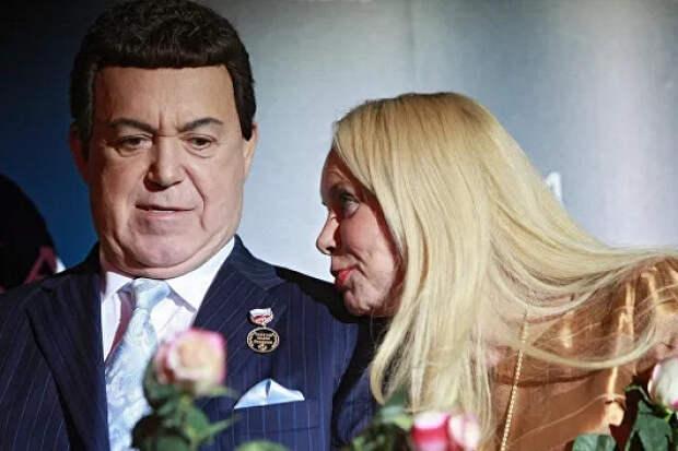 Вдова Кобзона вспомнила обидное сравнение сГурченко