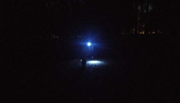 Темнота в центре города рассердила петрозаводчан