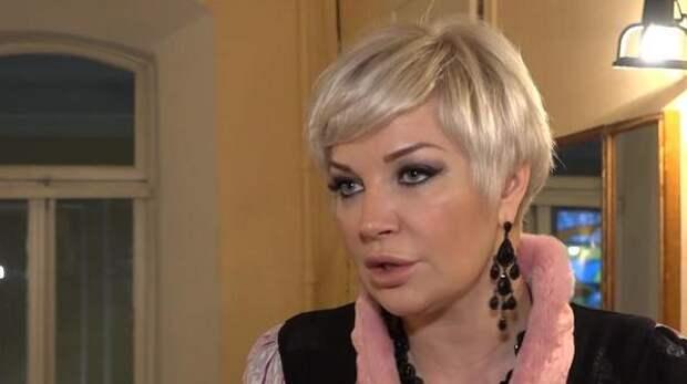 Мария Максакова открыто обратилась к старшим детям