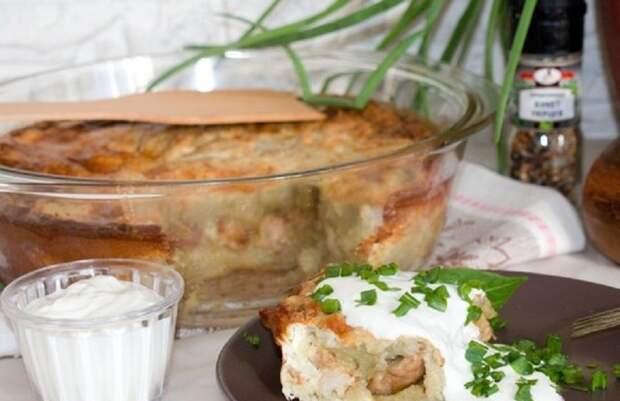 Картофельная закуска, родом из Беларуси: бабка разными способами