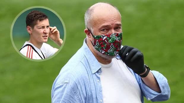 Кикнадзе: «Ни сам Кузяев, ни его отец не виноваты в том, что сделка с «Локомотивом» не состоялась»