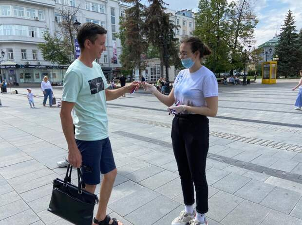 Более 5 тысяч ленточек-триколор вручат жителям Нижегородской области
