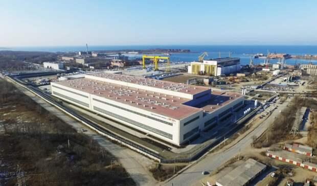 Для нужд ССК «Звезда» построят отдельный металлургический завод