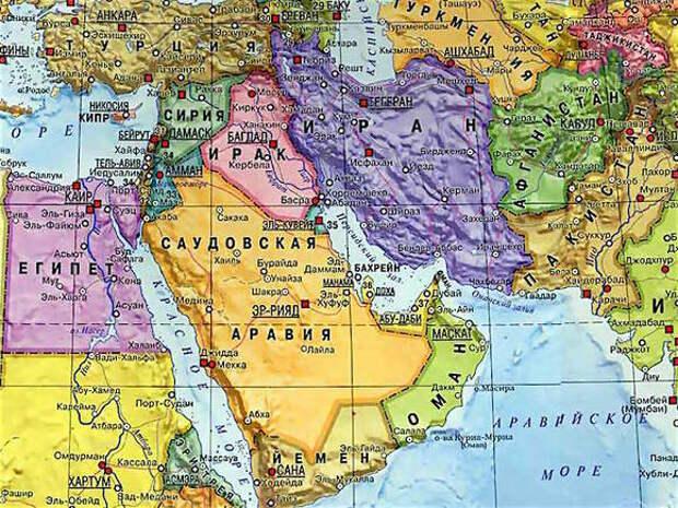 Пентагон: В Аравийском море нашли партию оружия производства России