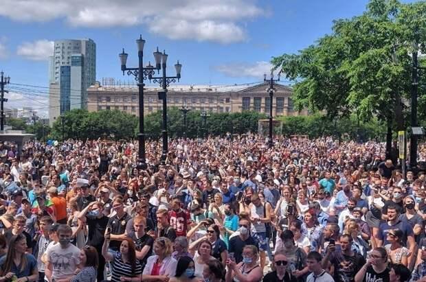 «Людей не останавливает ни пандемия, ни угроза арестов» В Совете Федерации открыто рассказали о стихийных митингах в поддержку Фургала