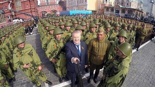 Вот русский солдат и омыл сапоги в Индийском океане: Исполнилось пророчество Жириновского...
