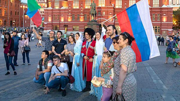 Языки России – источник розни или связующий элемент?