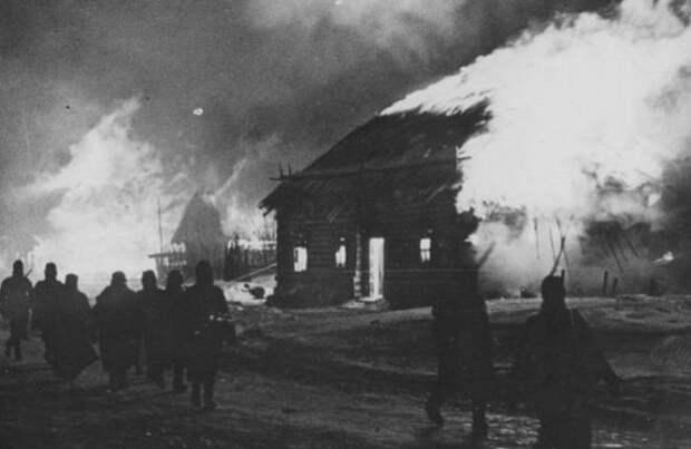 Трагедия белорусской деревни Дражно: почему советские партизаны перебили ее жителей