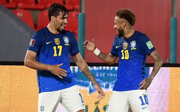 Объявлен состав сборной Бразилии на Кубок Америки