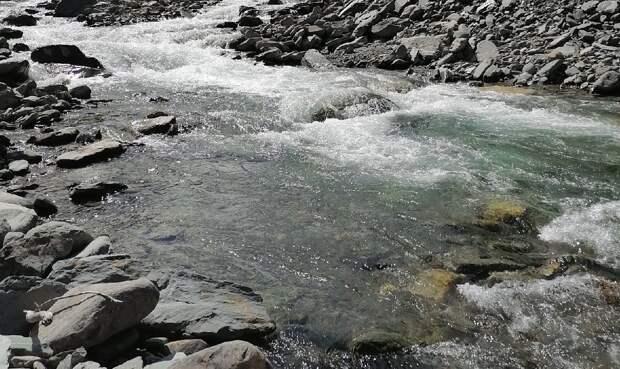 О ситуации на реках Иркутской области на 8 июня