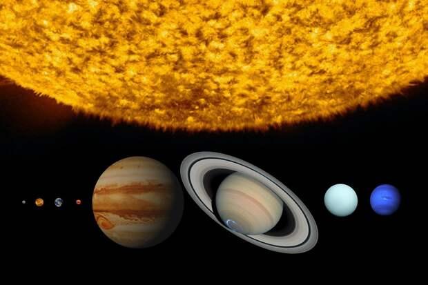 Астрономы доказали, что на Юпитере и Сатурне могут идти гелиевые дожди