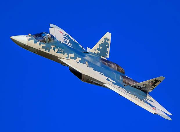 Эксперты Sina заявили, что истребителю Су-57 еще далеко до передового мирового уровня