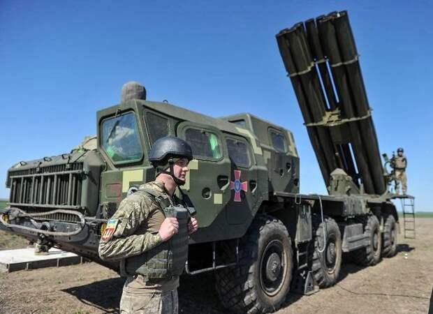 «Мирные» ВСУ экстренно пополняются наступательным оружием
